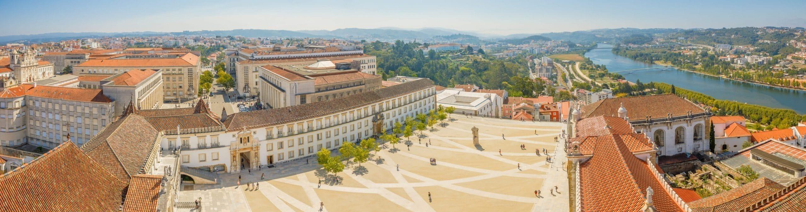 Visitas Guiadas Coimbra e Aveiro: Cidade de Coimbra