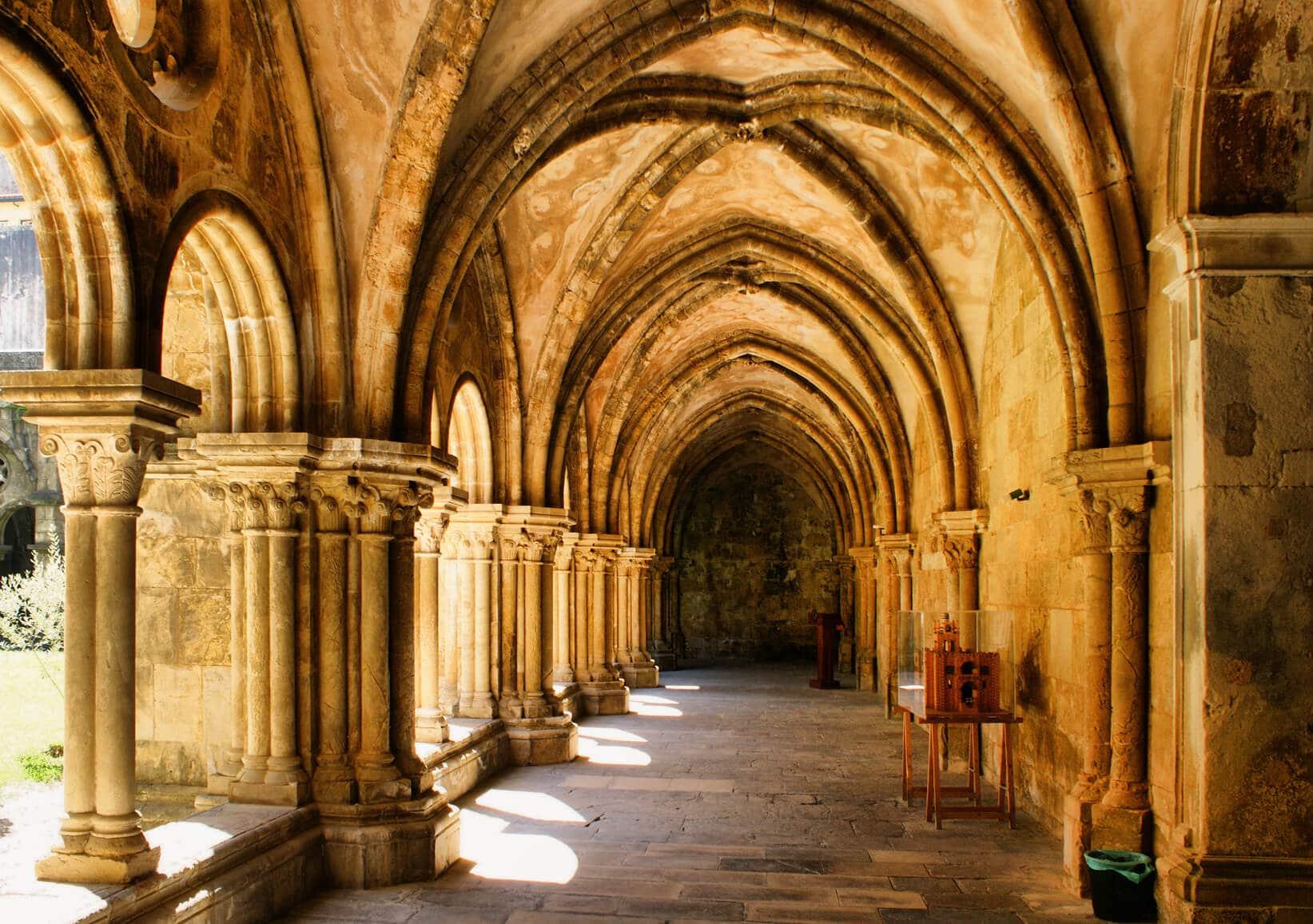Visitas Guiadas Coimbra: Claustros em Coimbra