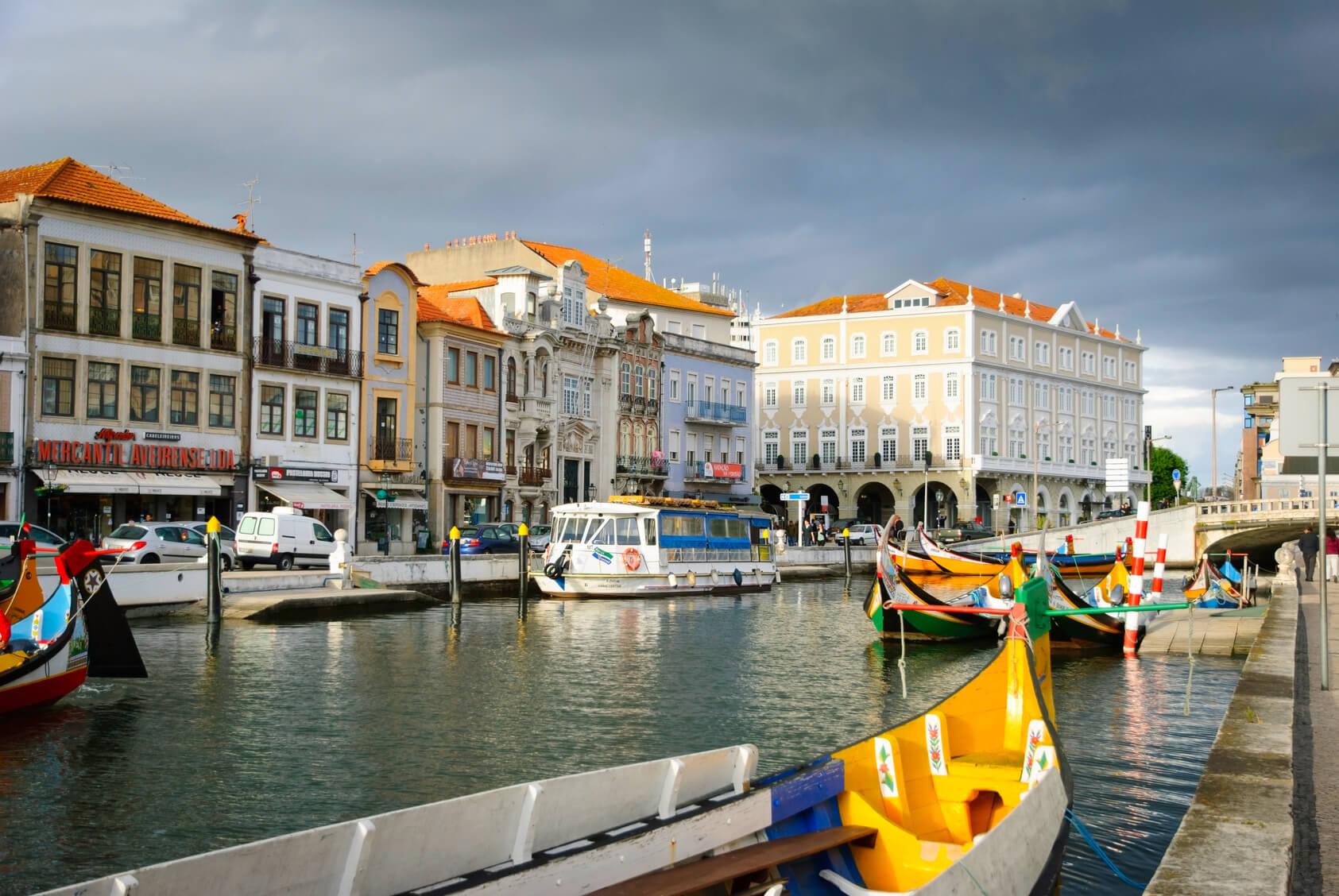 Visit Coimbra & Aveiro | Tours | Van Go Tourism