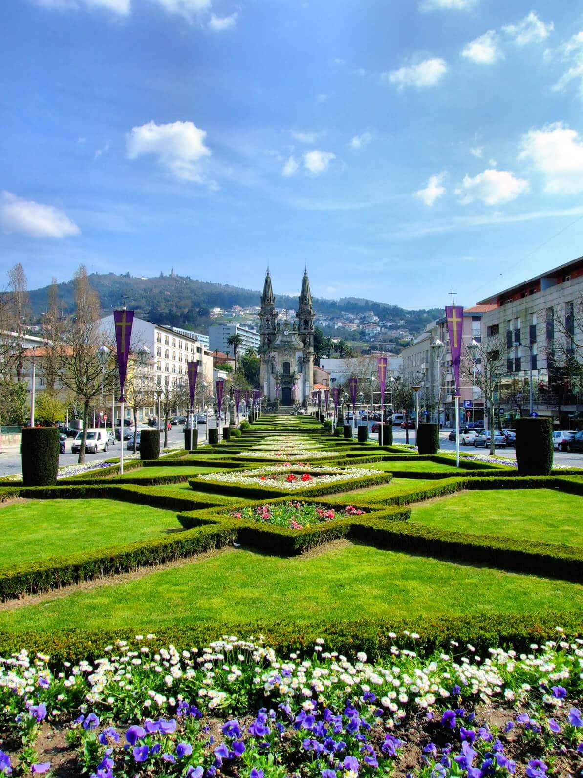 Visitas Guiadas Braga e Guimarães - Jardins da Cidade