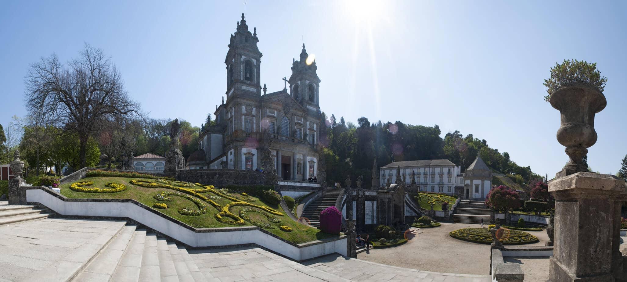 Visitas Guiadas Braga e Guimarães - Palácios