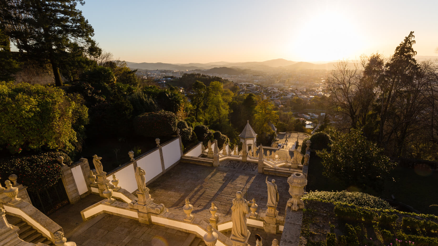 Visitas Guiadas Braga e Guimarães - Vistas da Cidade