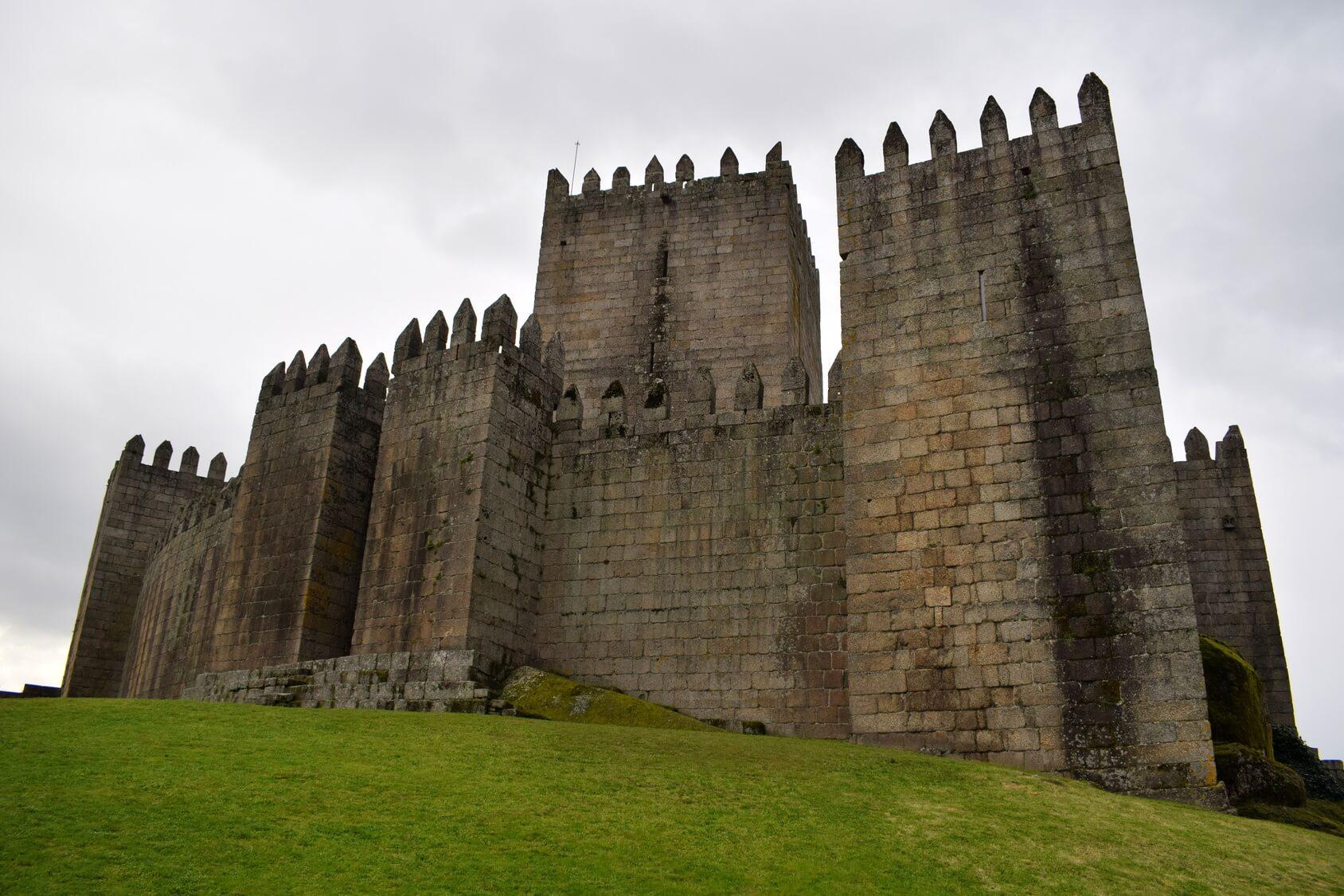 Visitas Guiadas Braga e Guimarães - Fotografias do Castelo