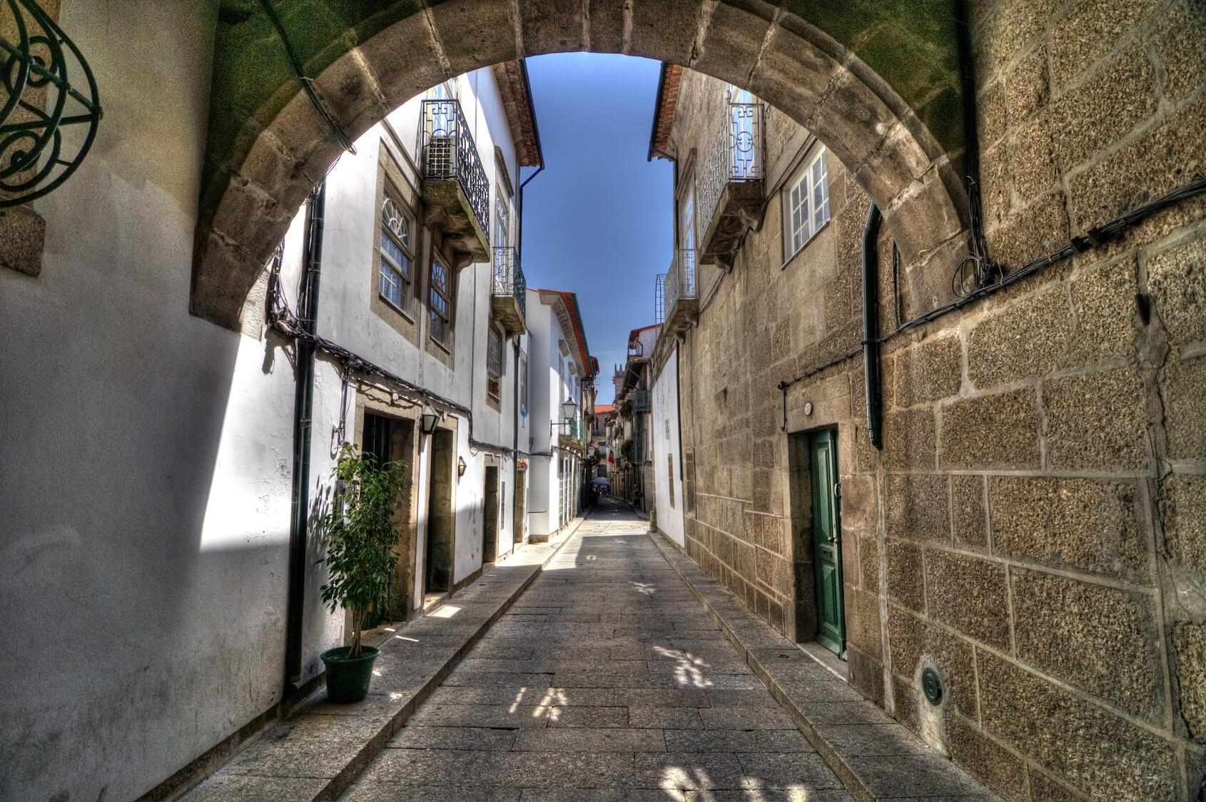 Visitas Guiadas Braga e Guimarães - Ruas Típicas