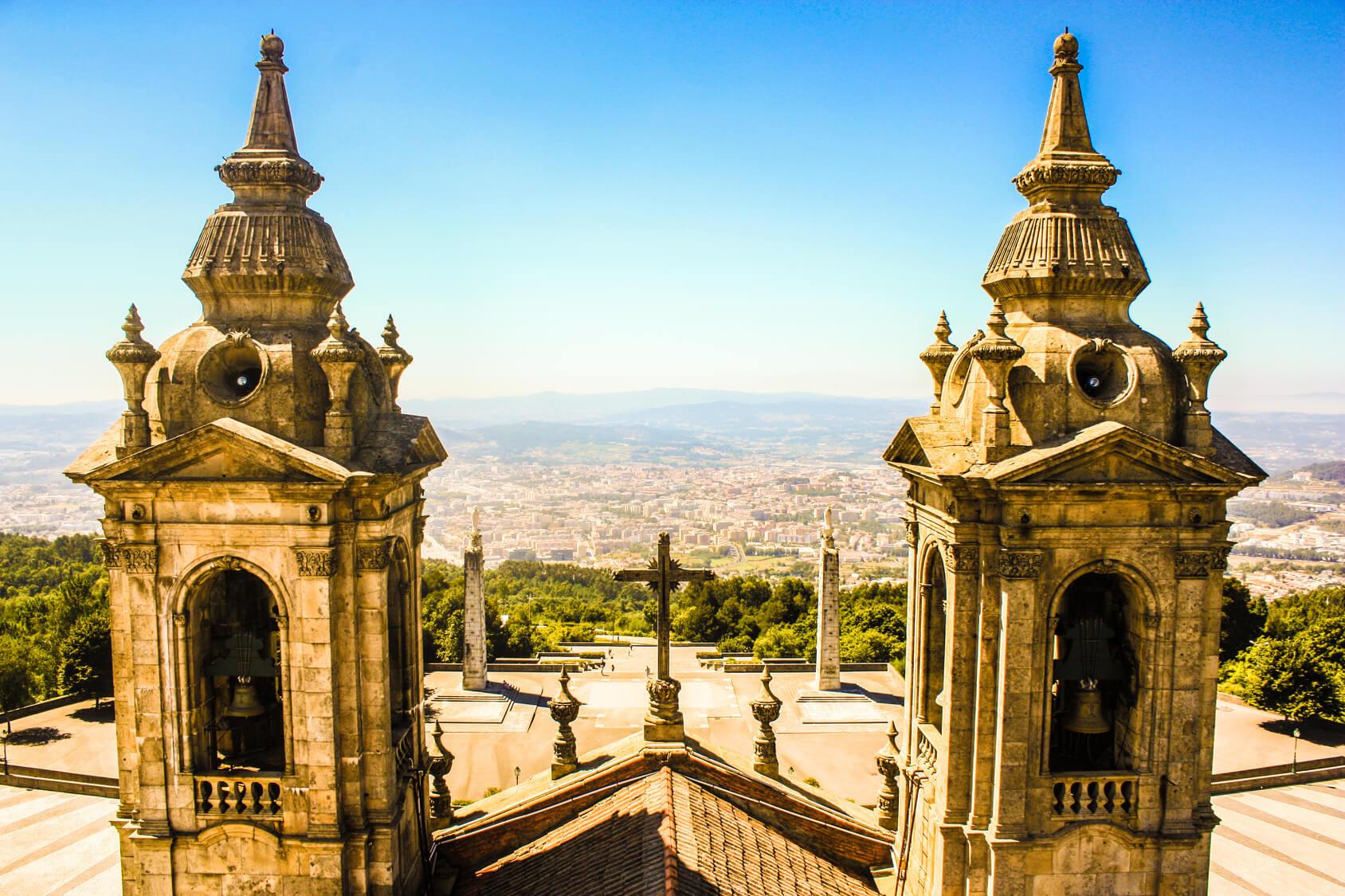 Visitas Guiadas Braga e Guimarães - Vistas de Miradouro