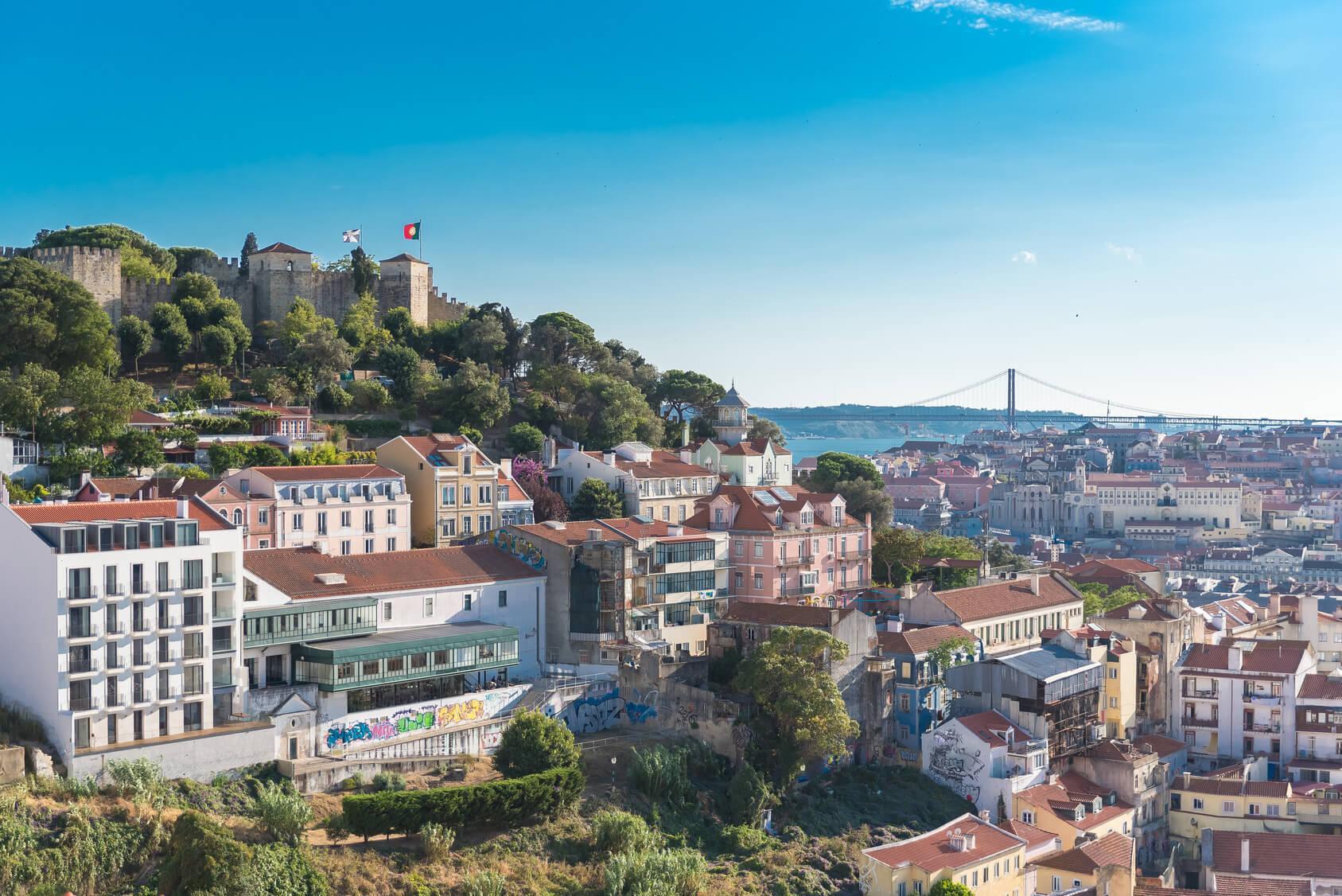 Visit Cascais & Lisbon