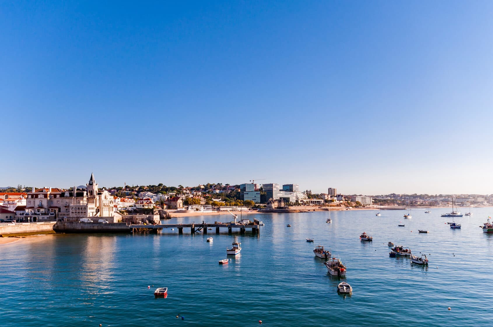 Visiting the Coastline of Cascais