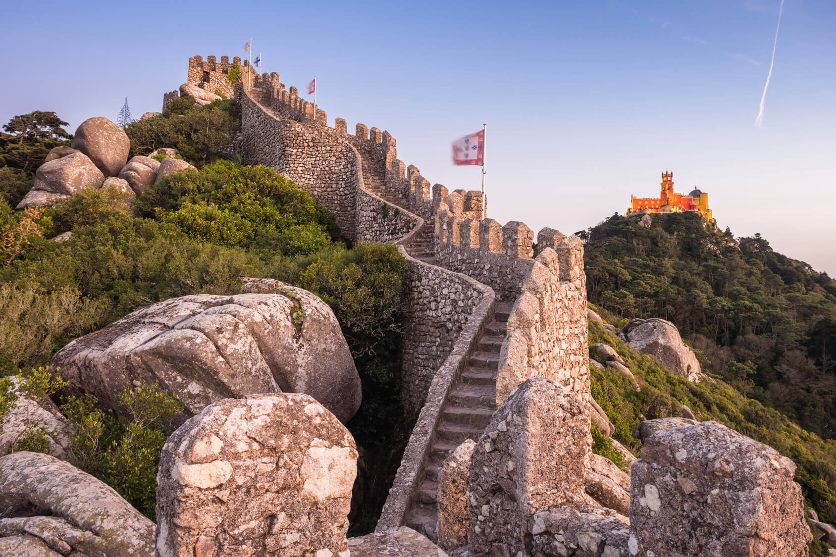 Image of Sintra Castle