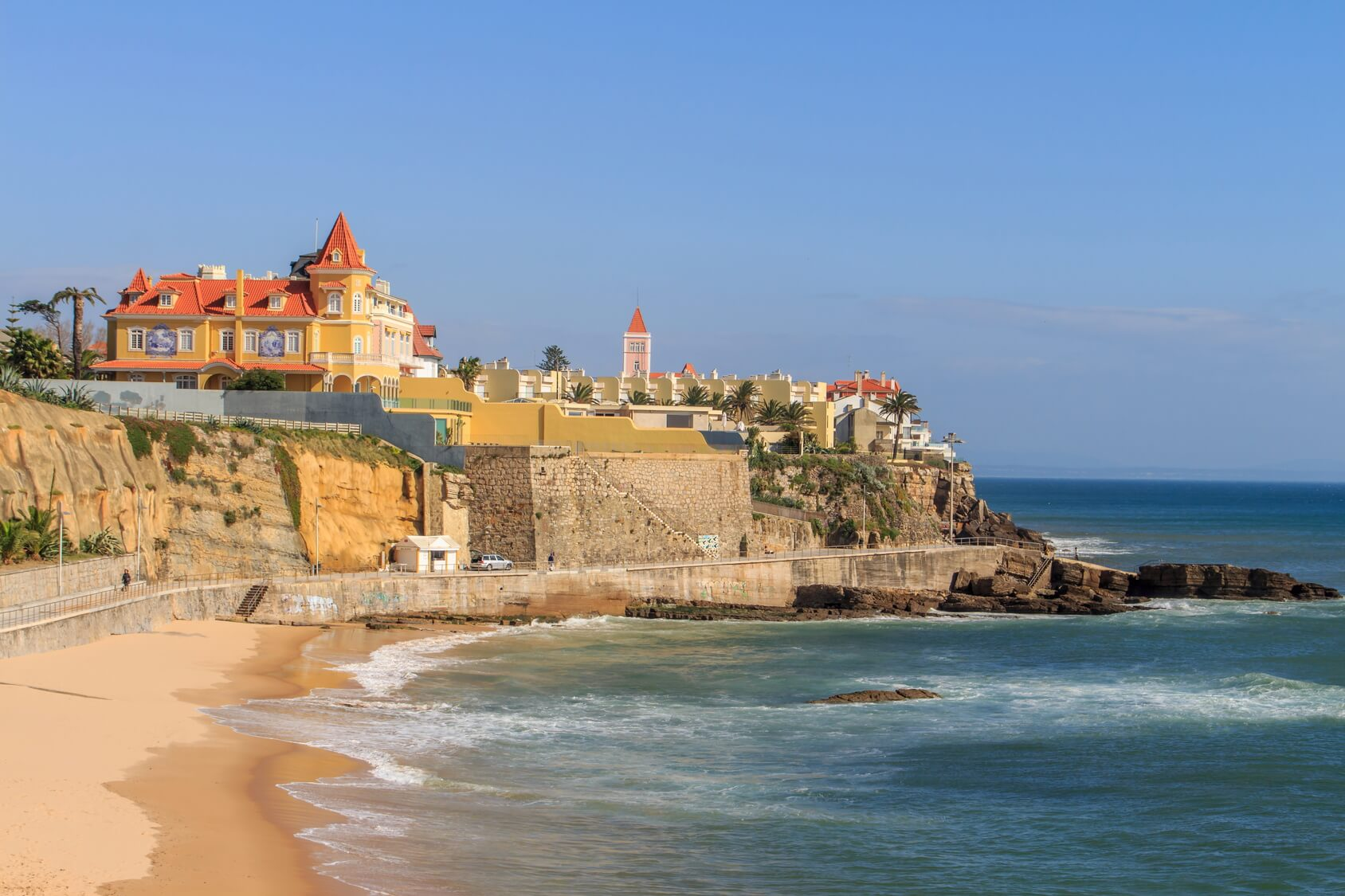 Visit Cascais Beaches