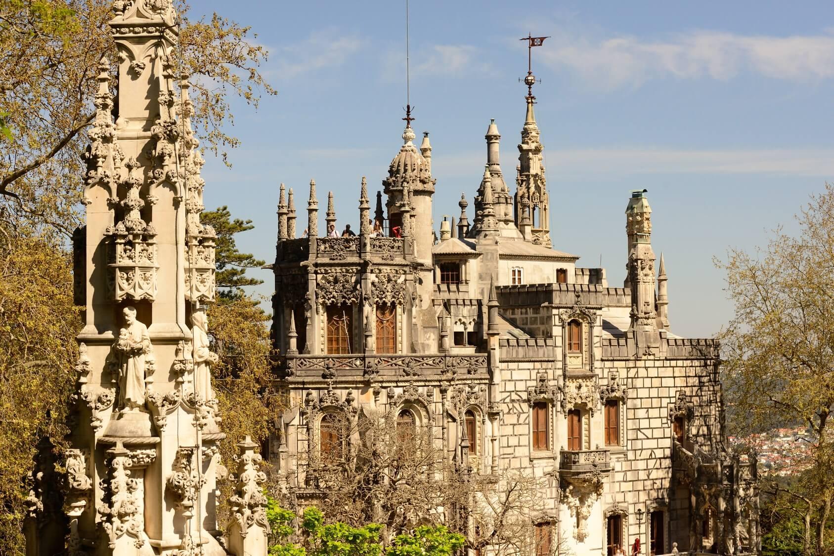 Circuito Sintra, Cascais e Lisboa - Castelo