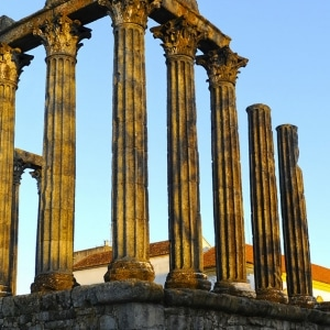 Visitas Guiadas Évora - Templo de Diana