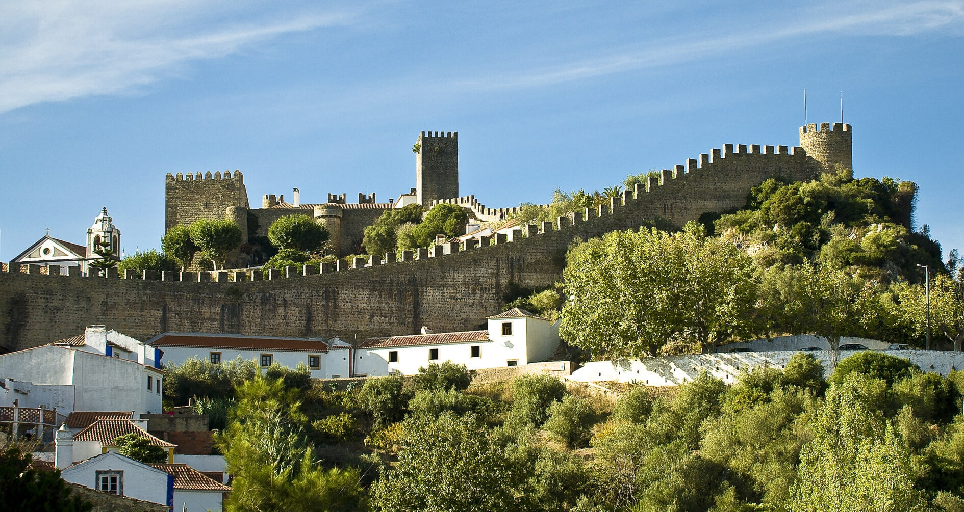 Tour in Óbidos