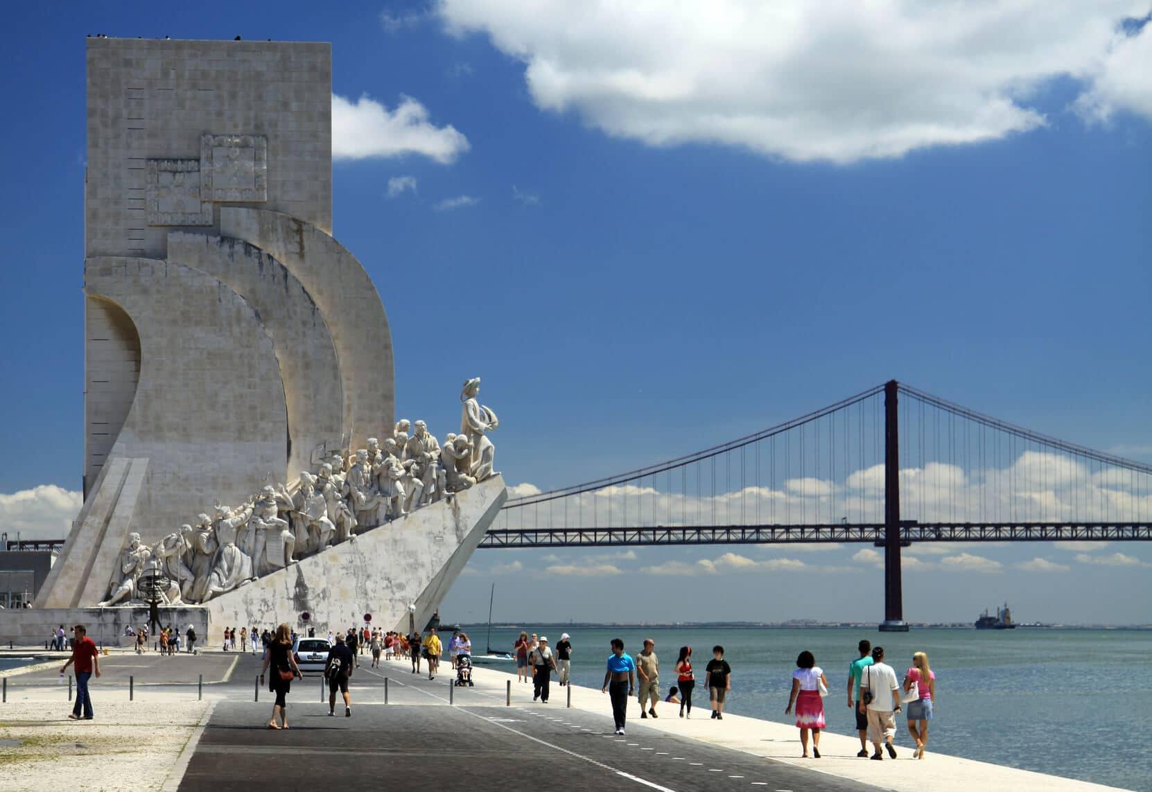Tours Privados Lisboa : Padrão dos Descobrimentos