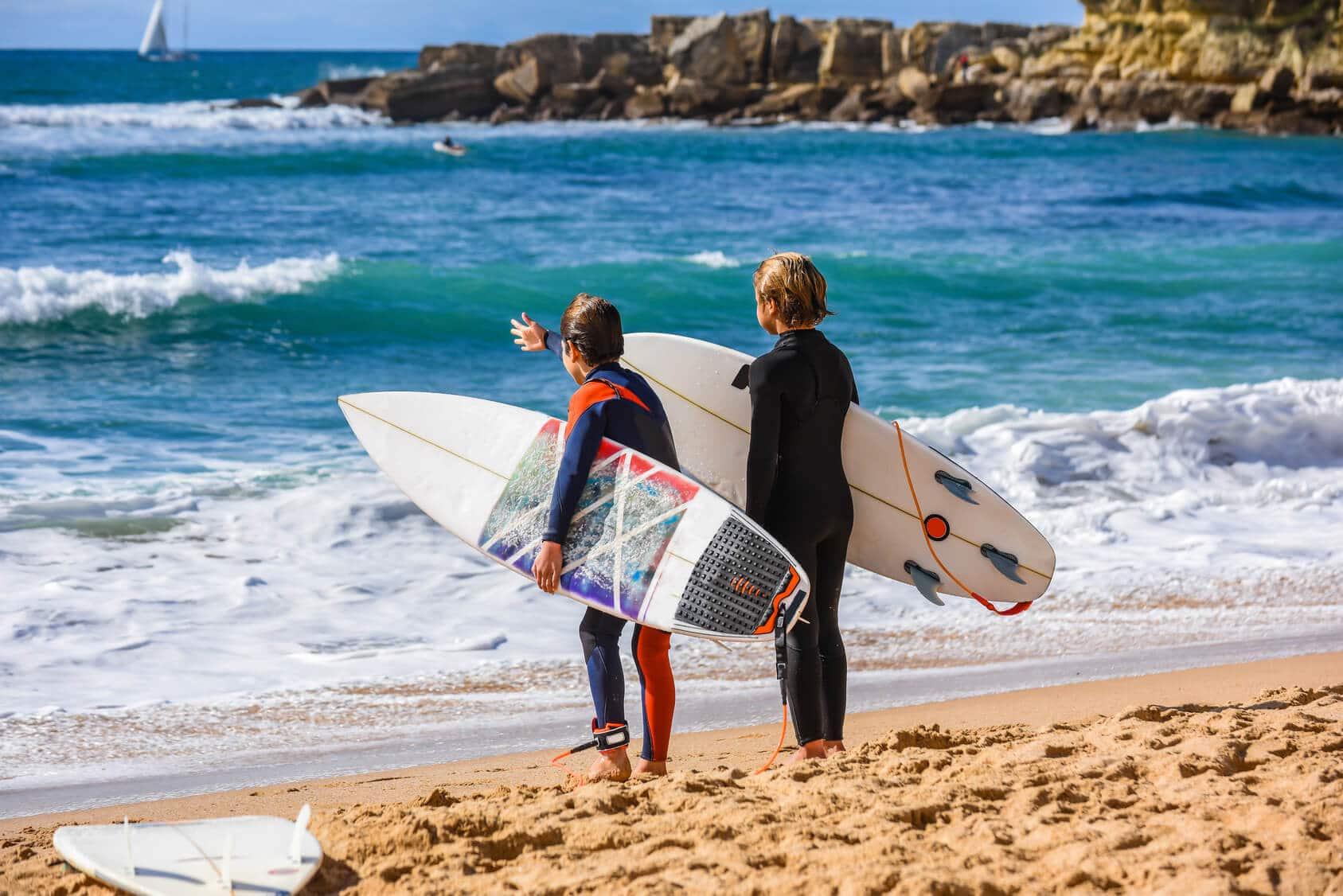 Surfistas de Cascais