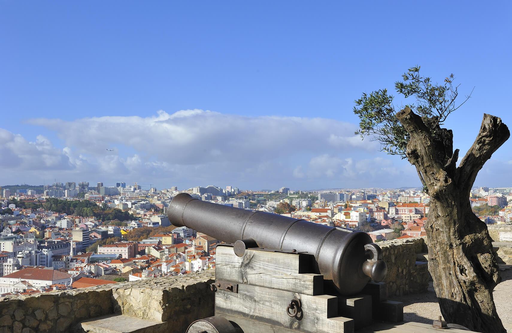 Tours Privados Lisboa : Travesseiros de SintraTours Privados Lisboa : Vista de Lisboa