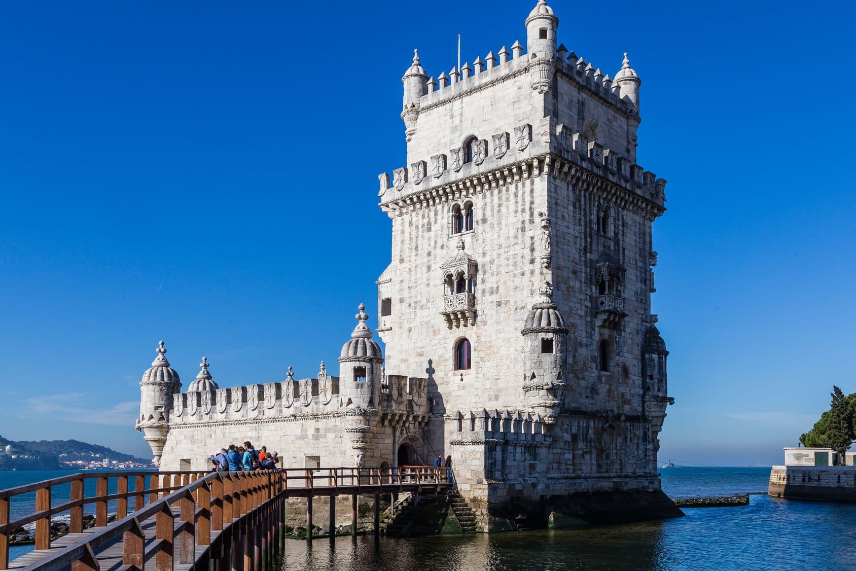 Tours Privados Lisboa : Travesseiros de SintraTours Privados Lisboa : Torre de Belém