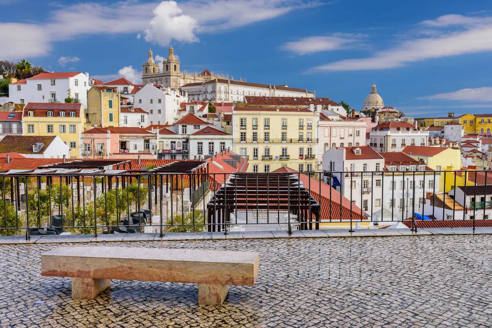 Tours Privados Lisboa : Cidade de Lisboa