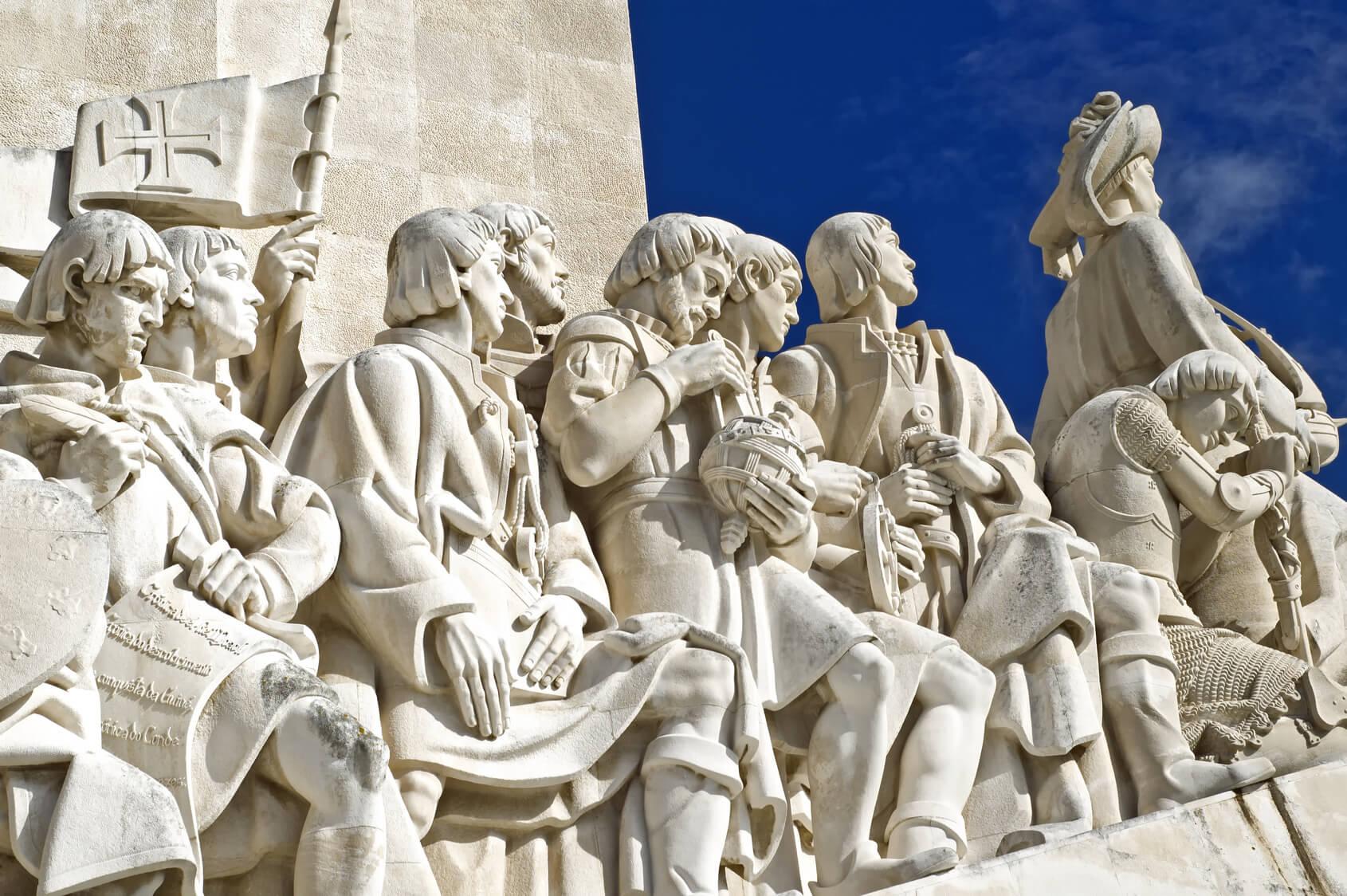Circuito Lisboa, Sintra, Fátima : Padrão dos Descobrimentos
