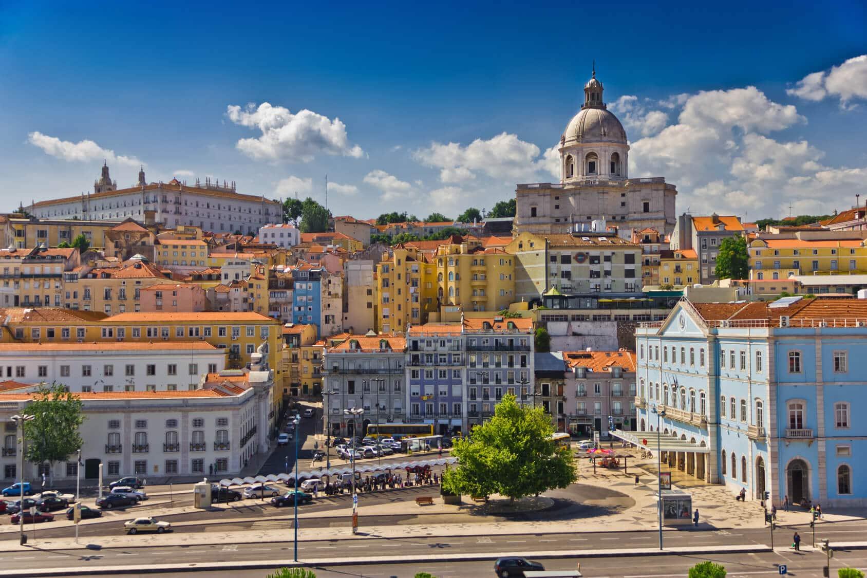 Circuito Lisboa, Sintra, Fátima : Cidade de Lisboa