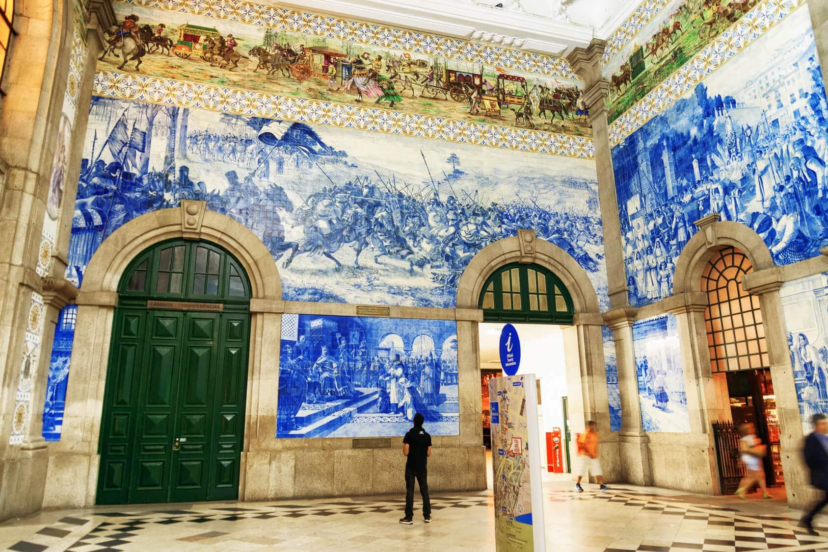 Visitas Guiadas Porto - Azulejos Típicos