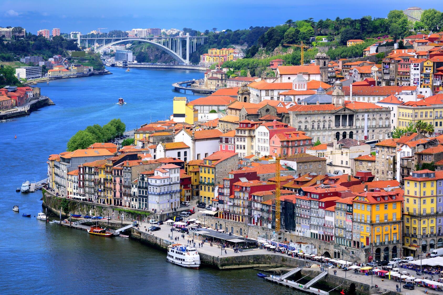 Visitas Guiadas Porto - Beira-Rio do Porto