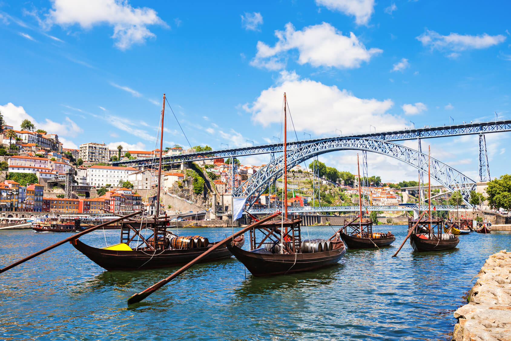 Visitas Guiadas Porto - Passeio de Barco no Douro