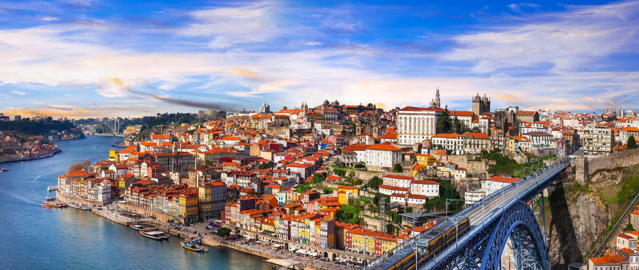 Visitas Guiadas Porto - Vista Completa da Cidade do Porto