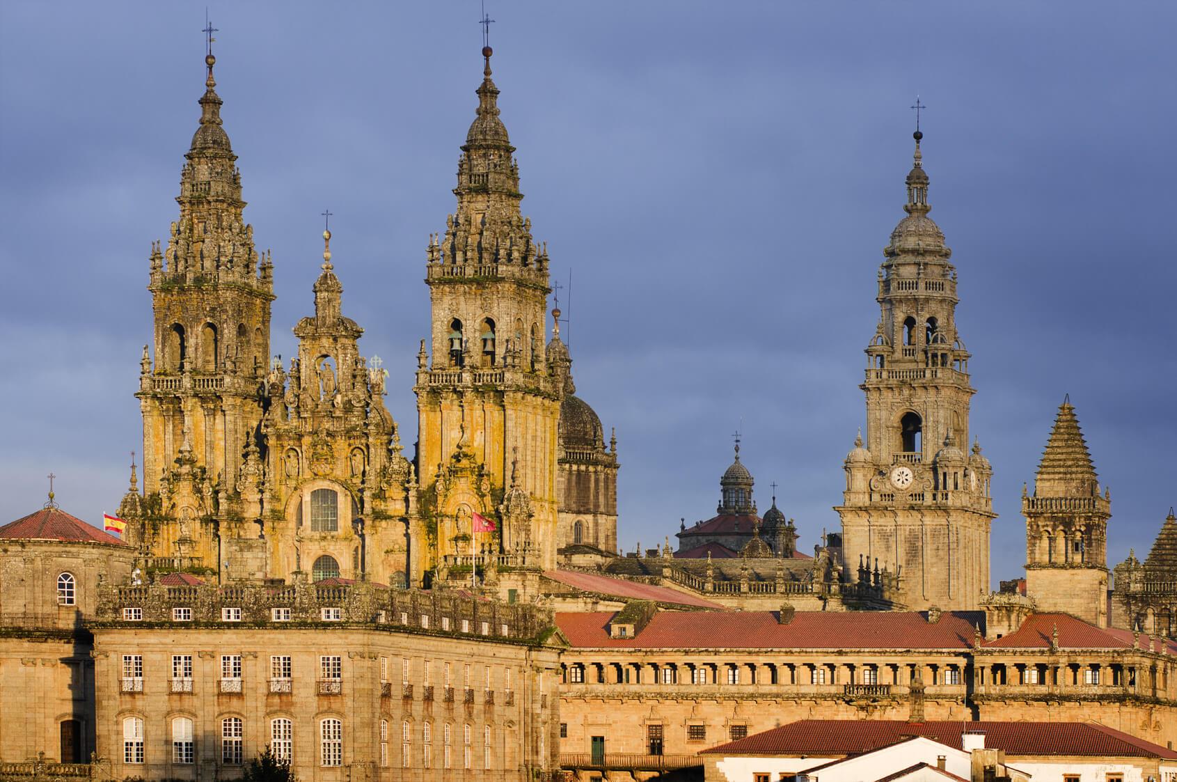 Visitas Guiadas Santiago de Compostela: Basílica Santiago de Compostela