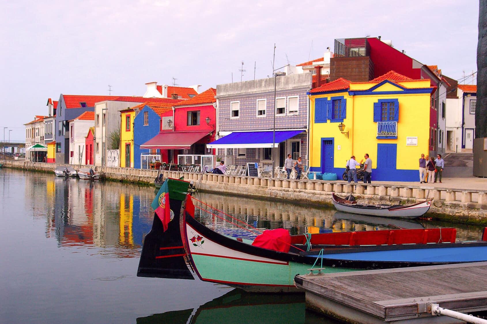 Passeios de Barco em Portugal