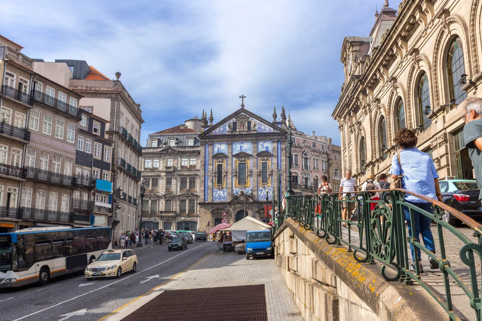 Circuito Portugal 8 Dias - Cidade do Porto