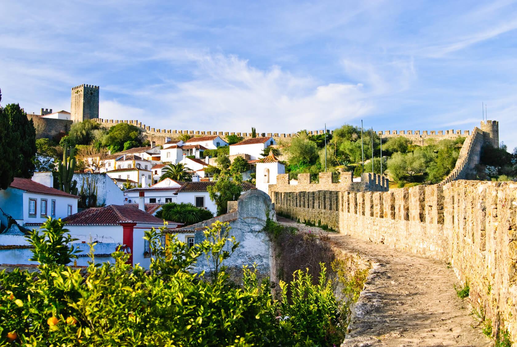 Vista de Portugal