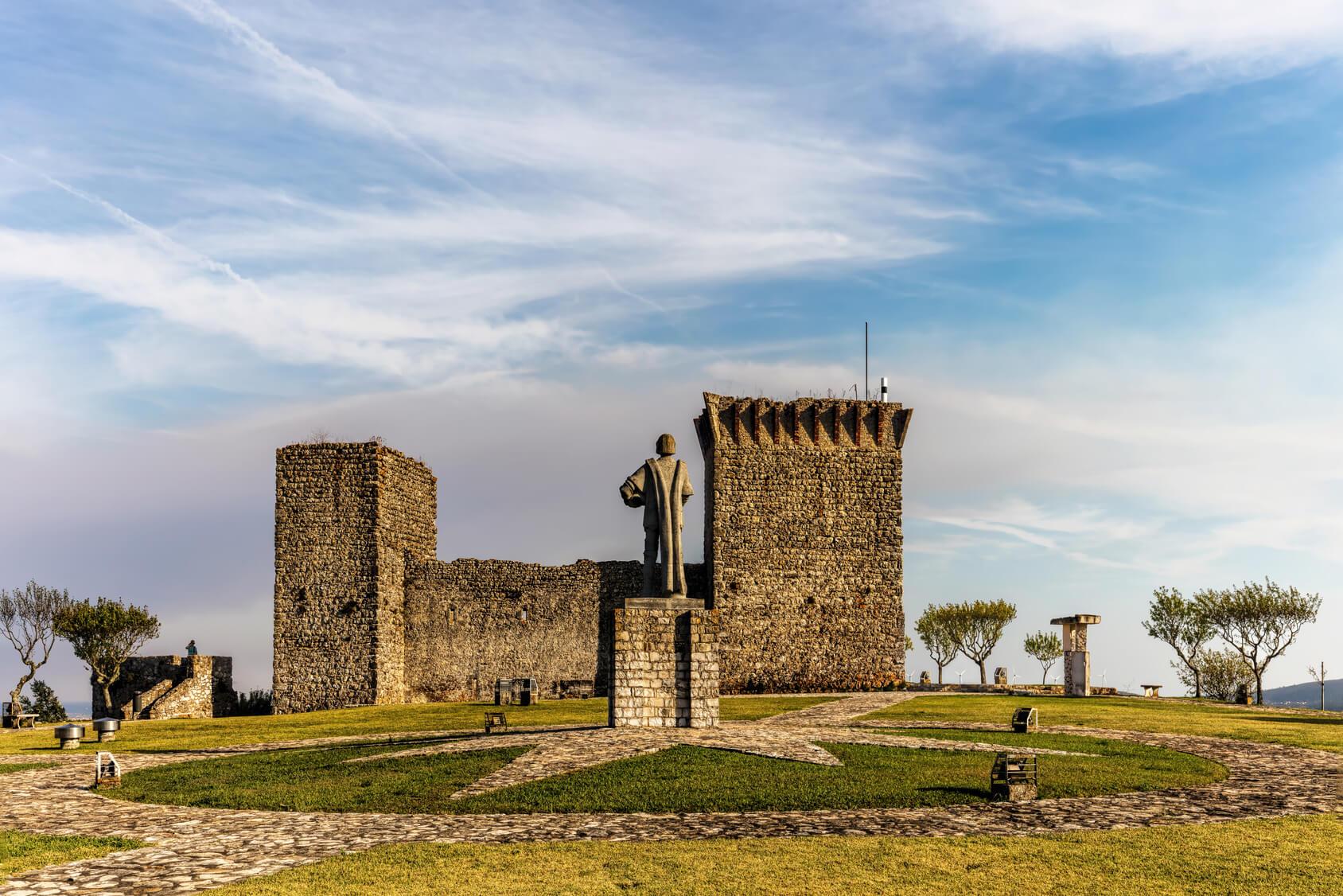Rota dos Templários Tomar e Castelo de Almourol : Arredores do Castelo