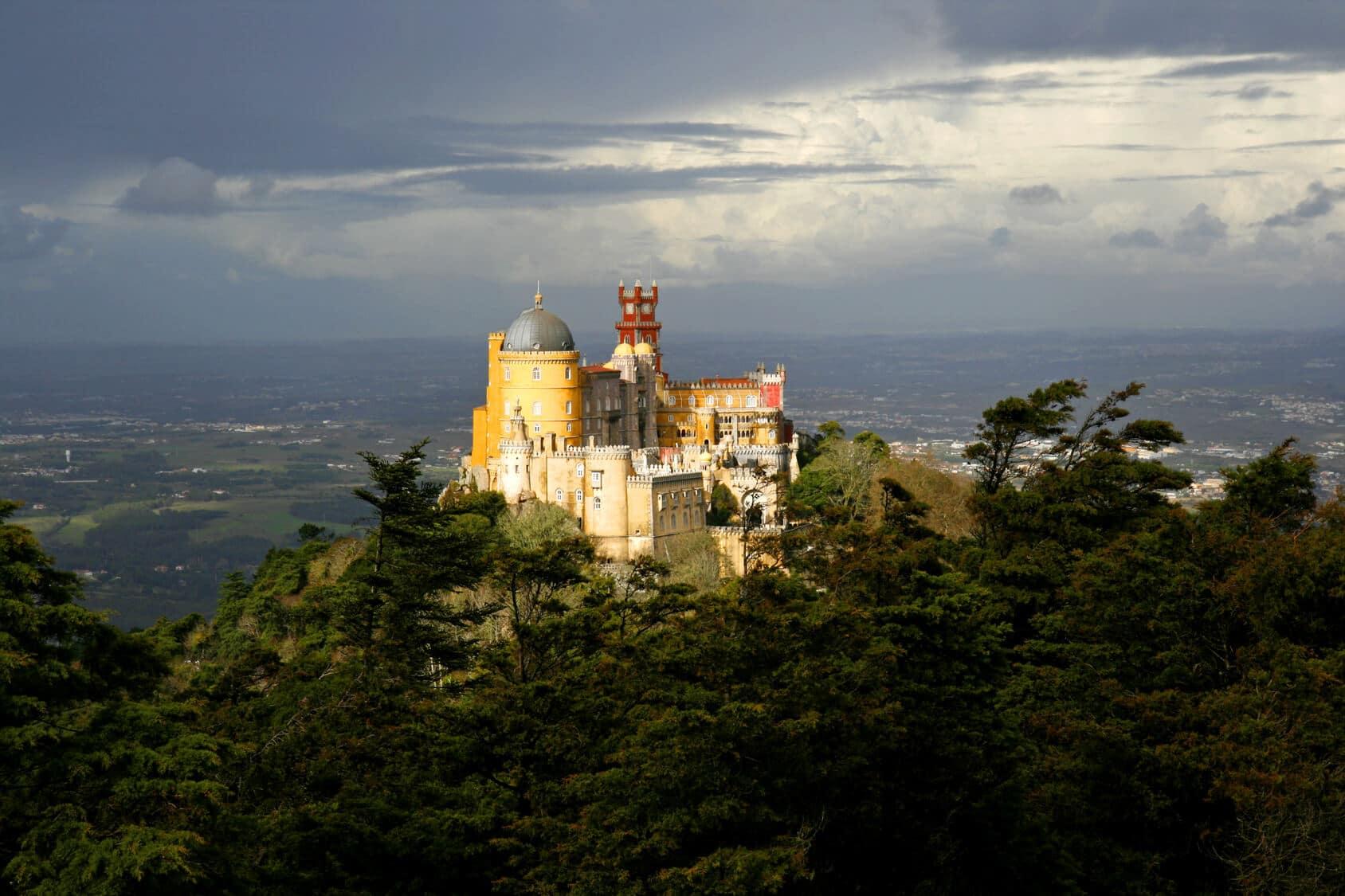 Tour to Sintra