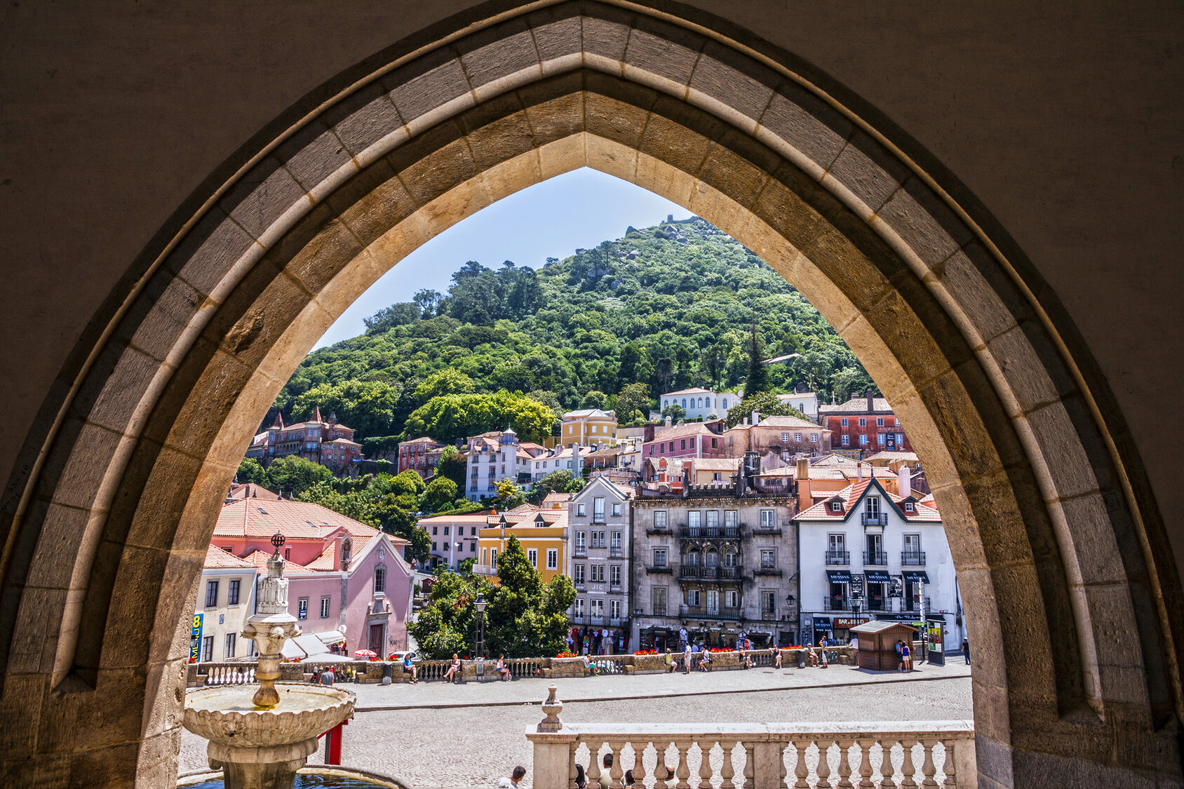 Trip to the Town of Sintra