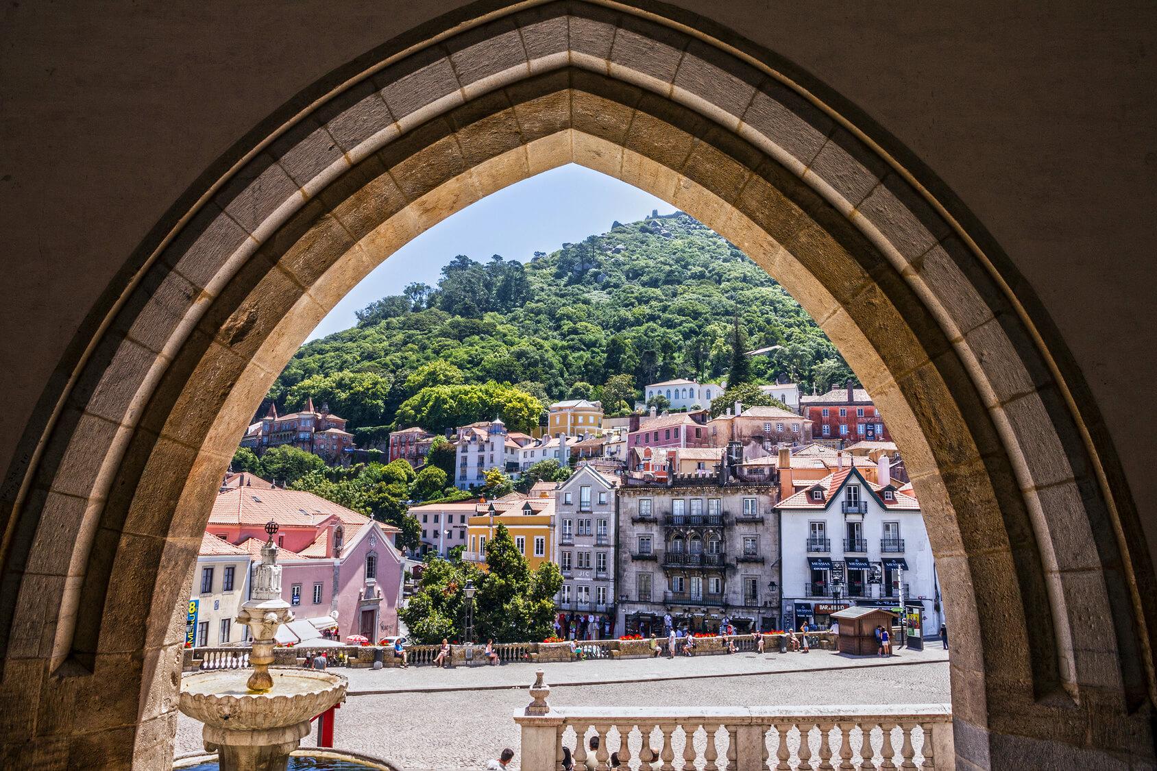 Visita Guiada Sintra: Cidade de Sintra