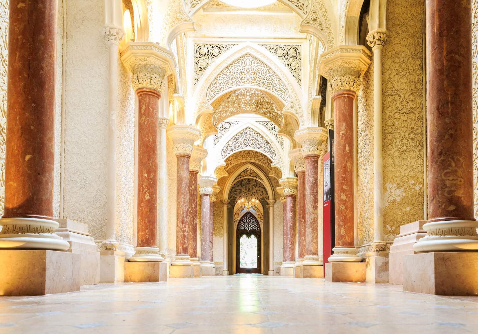 Visita Guiada Sintra: Interior de Palácio em Sintra