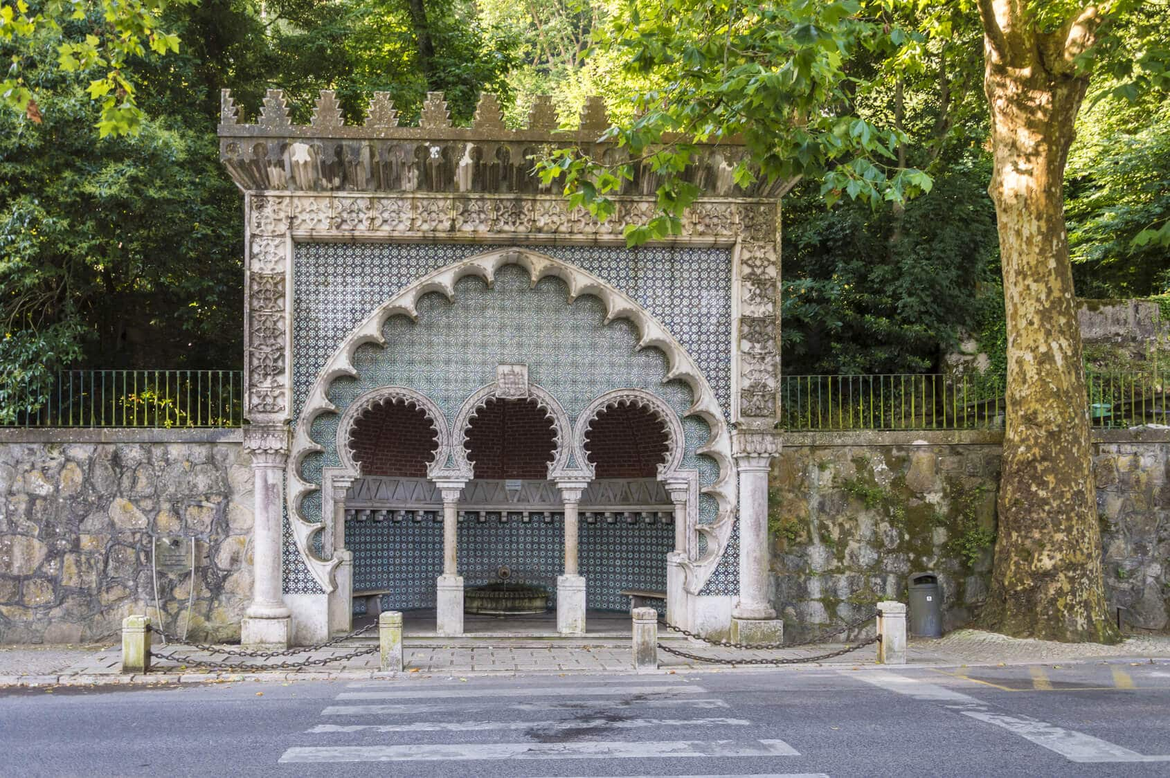 Visita Guiada Sintra: Centro de Sintra