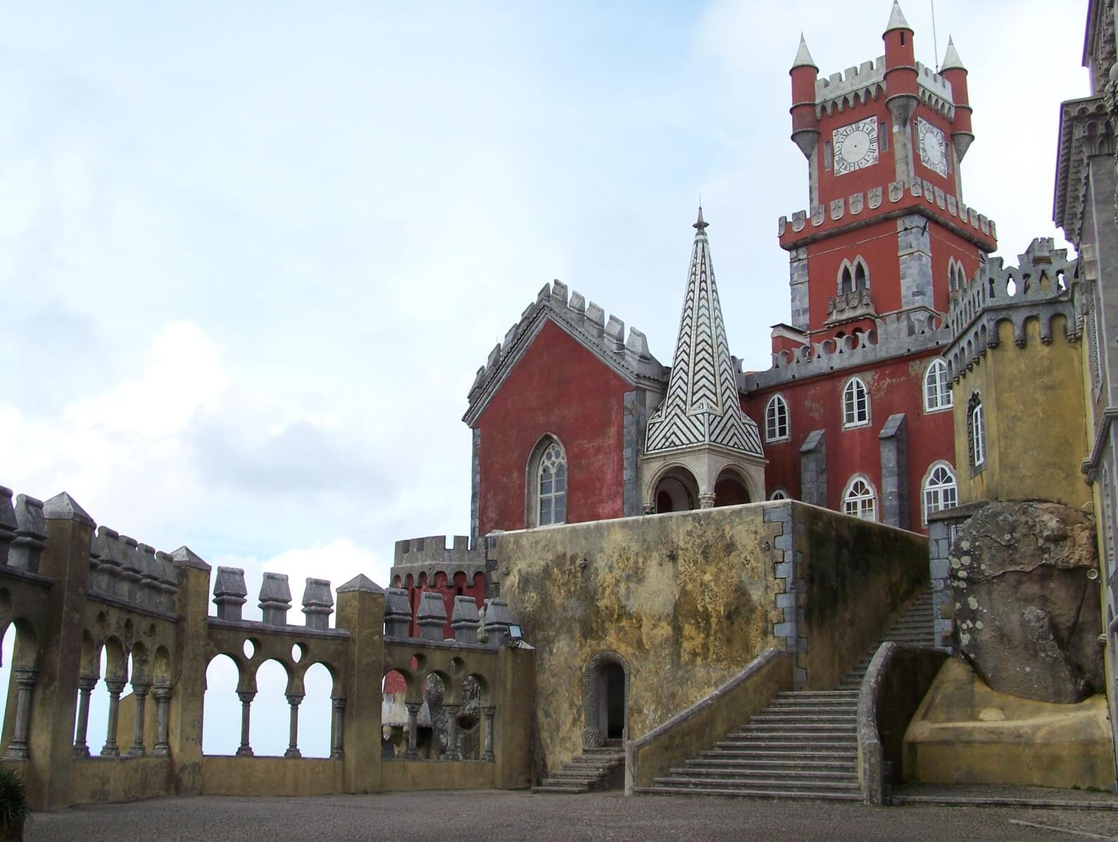 Visita Guiada Sintra: Palácio da Pena