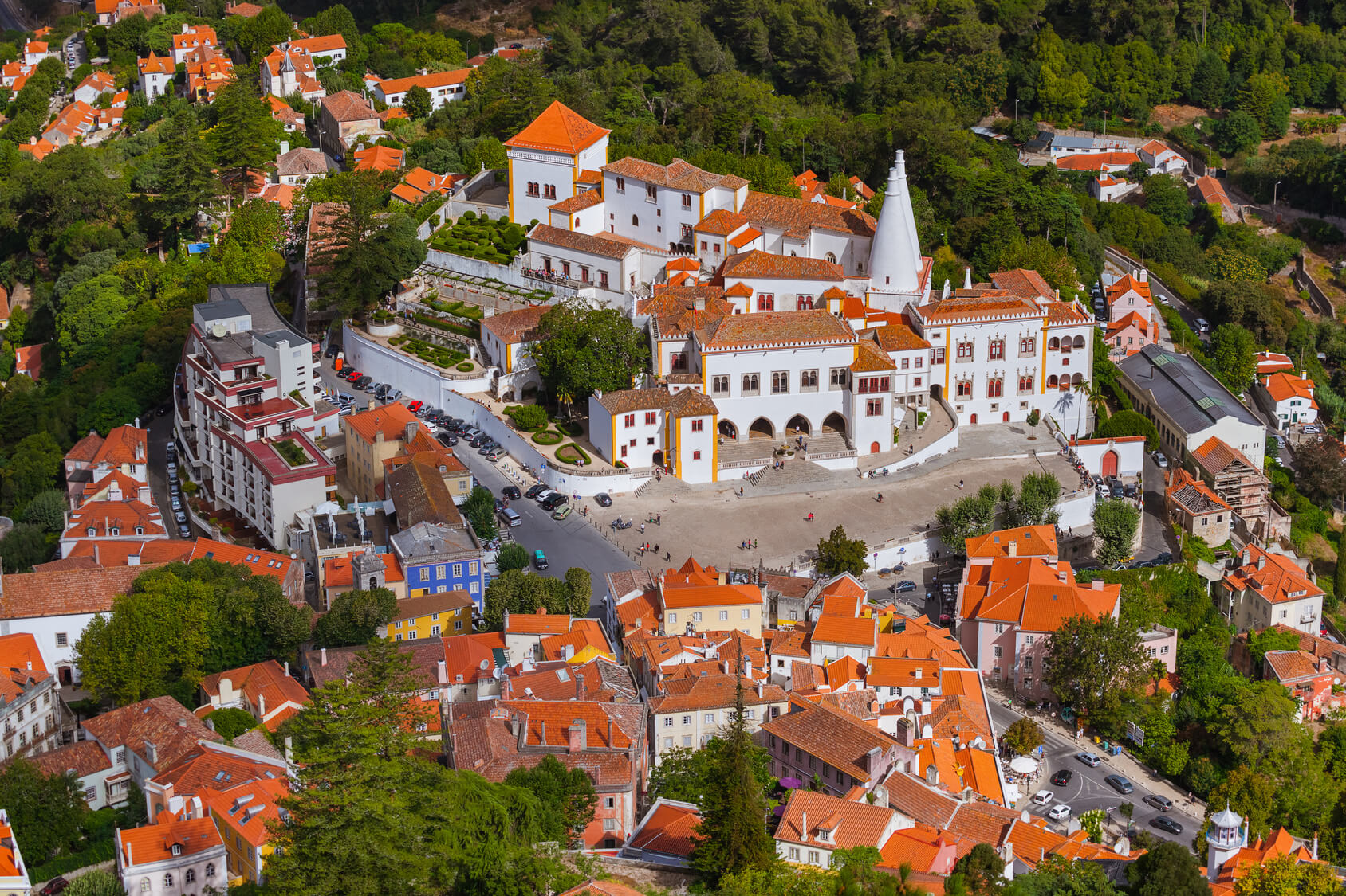 Tour Sintra, Cabo da Roca, Cascais e Costa do Estoril : Cidade