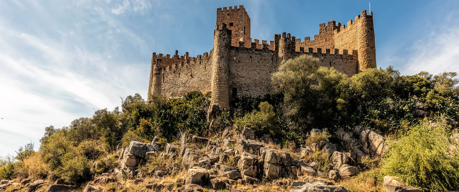 Visit Tomar & The Almourol Castle | Van Go Tourism