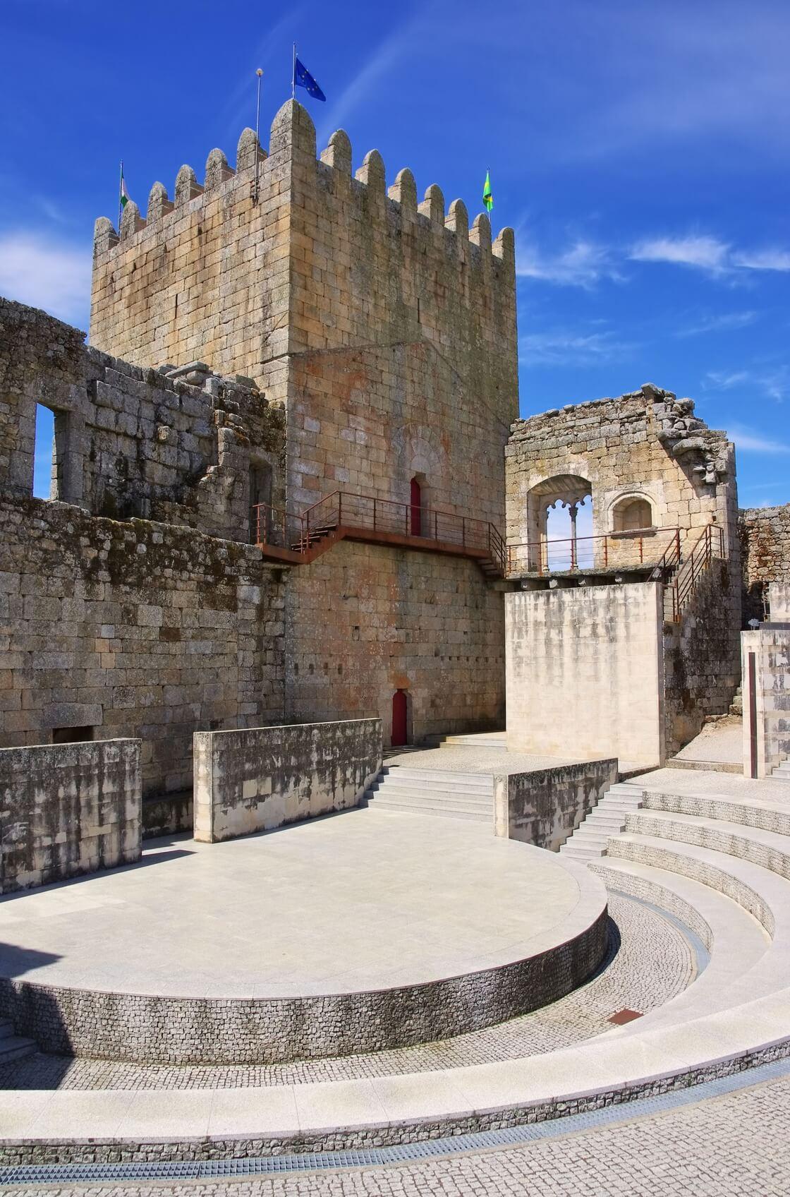 Visitas Guiadas Belmonte e Trancoso : Arquitectura