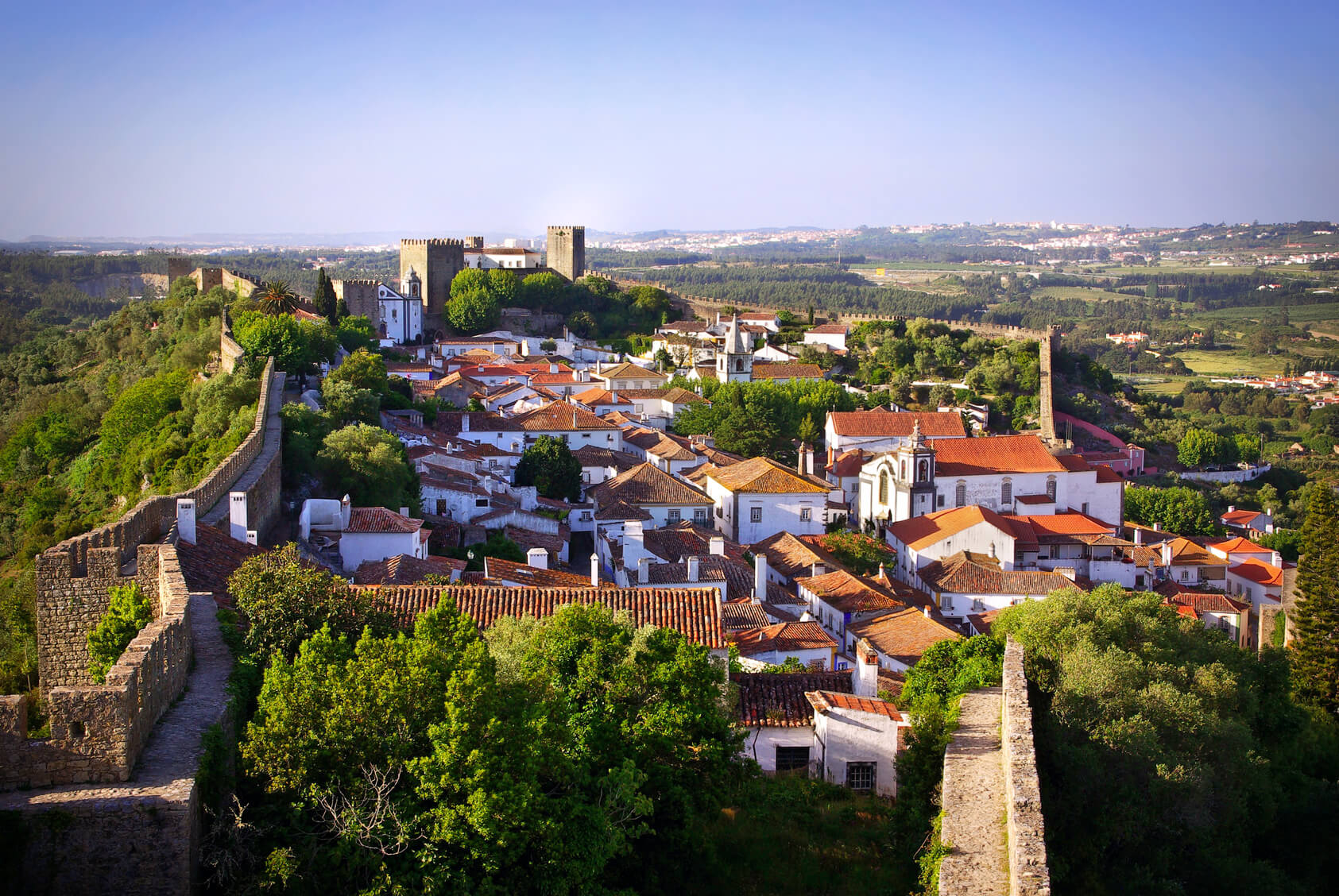6 Days in Portugal: Tour Through Óbidos, Sintra, Lisbon and More