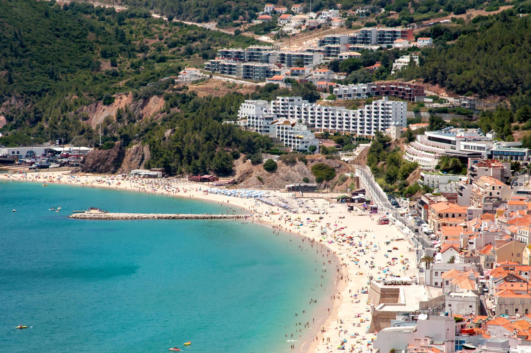 6 days in Portugal: Beach Coastline
