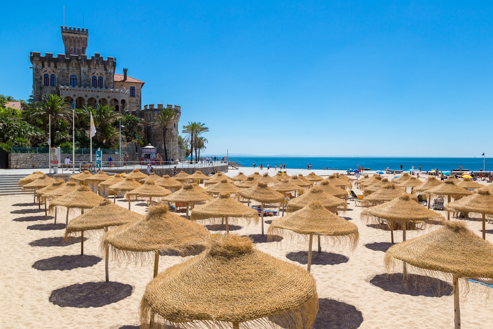 6 days in Portugal: Cascais Coastline